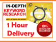 Do In Depth SEO Keyword Research and SEO Competitor Research to help with your PPC