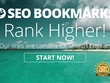 Do 50 PR10 Social Bookmarks and 30000 GSA backlinks on tier 2