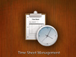 Develop and implement a timesheet manager for your business