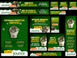Design eye catching online Banners ADs with 6 sizes