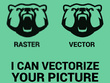 Vectorize your Logo/Design