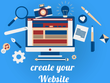 Design & develop responsive, fast loading & SEO friendly Wordpress/CMS based website