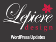 Provide 1 hour of updates/ customisations to your wordpress based website