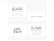 Bespoke wedding stationery design