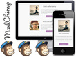 Create a awesome responsive Mailchimp Template / Email Template