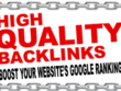 20+ High Authority Backlinks with Niche Related Article & Indexing