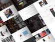 Design creative psd website design