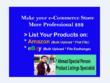 Upload 100 items on your Amazon & Ebay Site