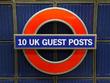 Publish 10 post on 10 Genuine UK Websites with DA25-60