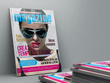 Design Professional Magazine with unlimited Revision