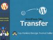 WordPress Website Migration/Transfer to new server or domain
