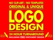 PREMIUM Logo Design - UNLIMITED Concepts & Revisions + FREE Stationery and Favicon