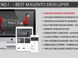 Design & Develop you a Stunning Bespoke Magento Ecommerce Website