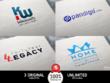 100% Original Logo + 3 Concepts + Unlimited Revisions + Source Files