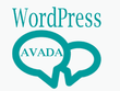 WordPress website using AVADA theme (Secure, SEO friendly, Responsive & Fast Loding)