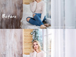 Do light high-quality beauty retouch  of 3 of your images