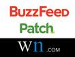 Guest post on buzzfeed, worldnews WN.com, patch.com