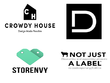 Give you 7000 designer  emails from crowdyhouse,designeros,notjustalabel and storenvy