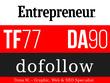 Publish a guest post on Entrepreneur - Entrepreneur.com - DA90, TF77