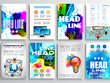 Create any kinds of creative beautiful flyer