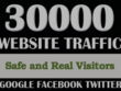 Provide 30,000 SEO BACKLINKS TRAFFIC TARGETED  For Your WEBSITE