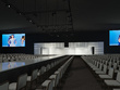 Provide you event and fashion show hall design,layout and a 3D render