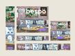 Design your Google Adwords display ads, web banners or slider images