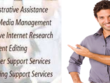 Help you with 40 hours of Web Research ,Data Entry,  Lead Gen & other Admin support