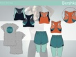 Innovative sportswear design