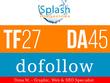 Publish a guest post on lasplash.com - DA45, TF27
