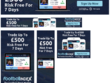 Build 2x HTML5 banner ads