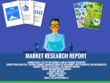Produce a detailed market research report, competitor analysis and Infographic