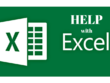 Help with Excel