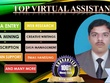 Be your Virtual and Personal Assistant for 3 Hours, for Web research and Data entry