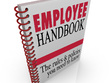 Provide a customised employee/company handbook