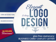 Design an elegant Logo with 6 Concepts+ FREE Stationery