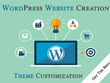 Create WordPress Website Blog By Theme Customization