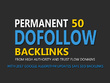 Skyrocket your Google ranking with 50 PR9-6 Up Dofollow Backlink