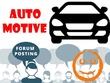 Do 5 Slow Forum posting on Automotive Niche
