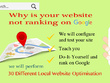 Increase Google Ranking - Increase Google Local Ranking