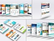 Design professional web site PSD template ready For Development