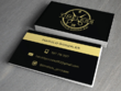 Design stationery pack with business card, Letterhead & Envelope Design.
