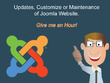 Joomla Services for Maintenance,Bug Fixing or Customization.