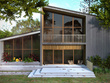 Turn your floor plans in amazing exterior realistics renders