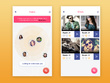 Design mobile app design for android and iOS