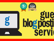 Guest Post on DA / PA 20 - 90 Sites with Dofollow Link - Any Niche