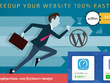 Speed up WordPress website by GTMetrix A90 Score