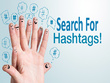Research 20 social media hashtags for more engagement