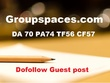 Publish guest post on Groupspaces.com Dofollow, DA70 PA74 TF56 CF57