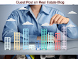 Create a guest post on a high ranking Real Estate site to improve your SEO